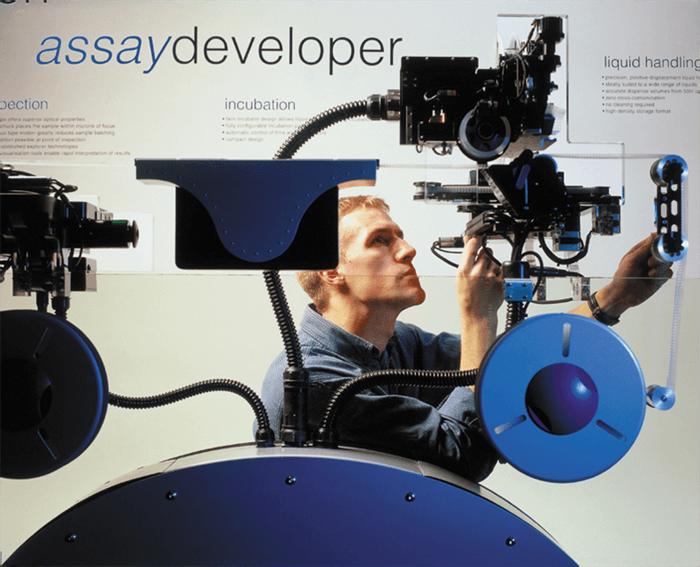 Assay developer